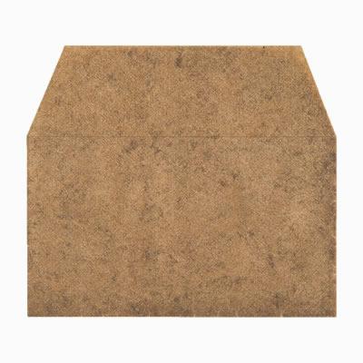 ロウ引き封筒 クラフト 240×140