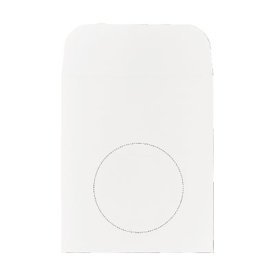 窓付 封筒 白 120×140