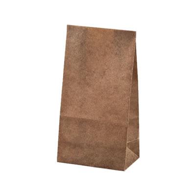 ロウ引き角底クラフト袋 90×55×170