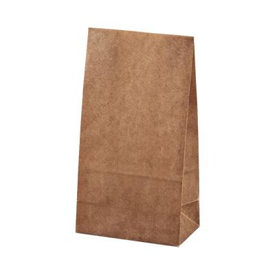 ロウ引き角底クラフト袋 120×70×222