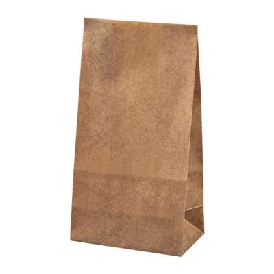 ロウ引き角底クラフト袋 150×90×280