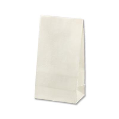 ロウ引き角底袋アイボリー 90×55×170