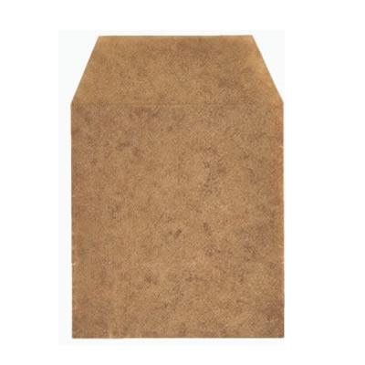 ロウ引き封筒 クラフト 150×180
