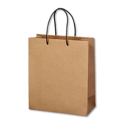 手さげ紙袋 茶 220×100×260