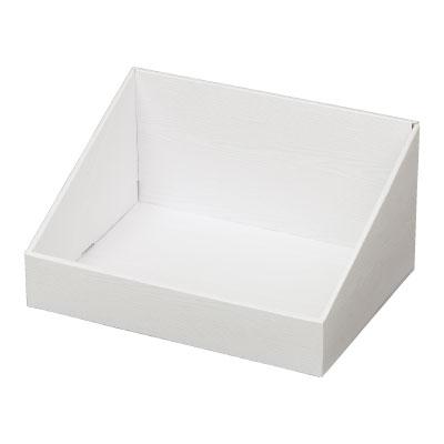 卓上販売台 白木目 1組(2台入)