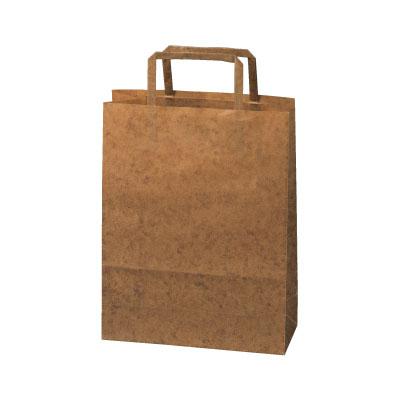 手さげ紙袋クラフトロウ引き220×90×290