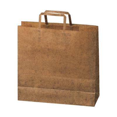手さげ紙袋クラフトロウ引き320×115×315