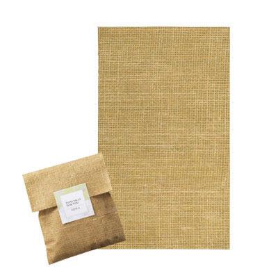 不織布 ラッピング袋 麻柄 150×250