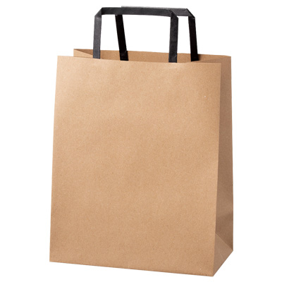 手さげ紙袋 茶 220×120×270